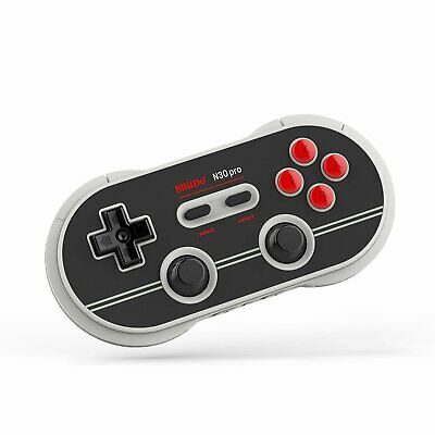 8Bitdo N30 pro 2 Wireless Bluetooth Controller Joystick for Gamepad Mac Linux