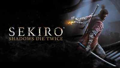 Sekiro : Shadows Die Twice - PC Steam - Region Free【Very Fast Delivr