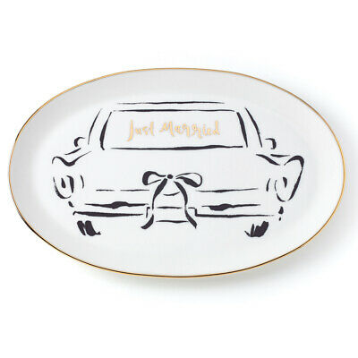 NEW Kate Spade Bridal Party Oval Tray