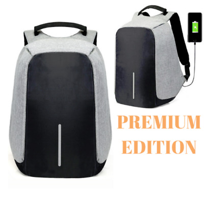 Sekai Anti Theft Travel Backpack Bag Waterproof S Canvas Premium Edition