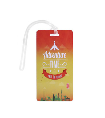 Adventure Time Luggage Tag