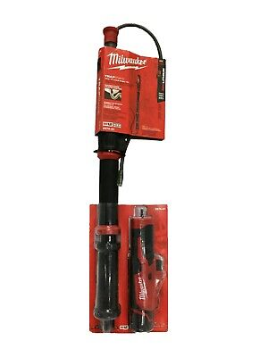 Milwaukee M12 Trapsnake 4 Foot 12 Volt Variable Speed Urinal Auger Driver Kit
