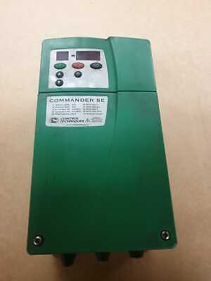 USED Control Techniques Commander SE AC DRIVE 380 - 480 SUPPLY VOLTS 1.5kW