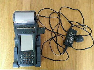 Casio Handheld Printer, Scanner and Cradle IT3100M56E2