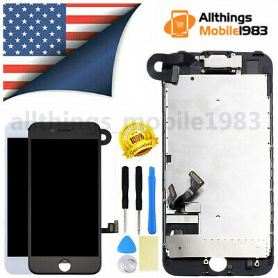 For iPhone 8 7 Plus LCD Display Touch Screen Replacement DIgitizer Full Assembly