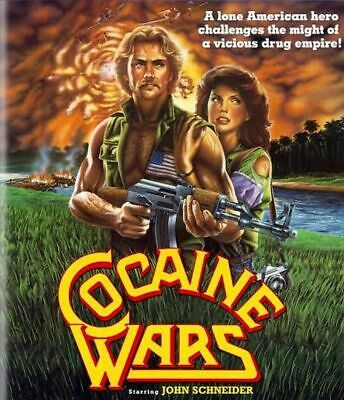 Cocaine Wars Blu-Ray NEW Code Red REGION A