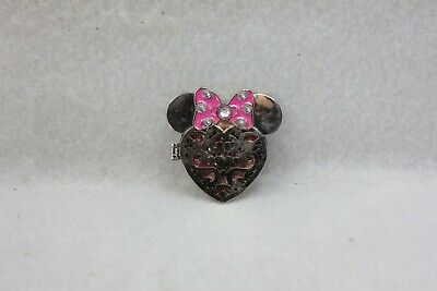Disney Parks Pin LE 3000 Mothers Day 2011 Minnie Mouse Locket
