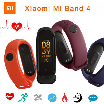 Originale 2019 Xiaomi MI Band 4 Fitness Tracker Pedometer rs