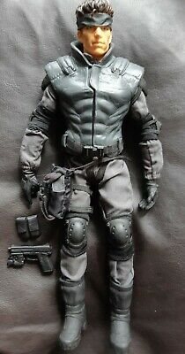 Metal Gear Solid Konami Collection Solid Snake 1/6 Scale Yamato Figure