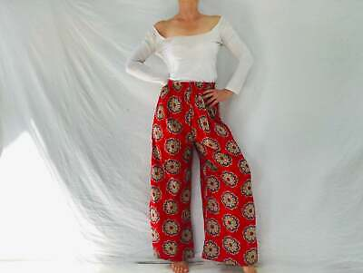 Vintage Thai Cotton Pants
