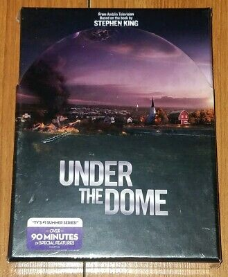 UNDER THE DOME Complete Trading Card Set Season 1