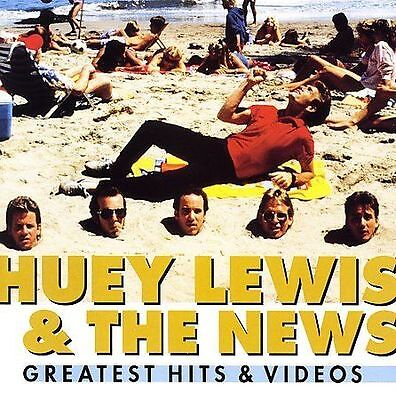 Greatest Hits [Limited] by Huey Lewis & the News (CD, May-2006, Capitol/EMI...