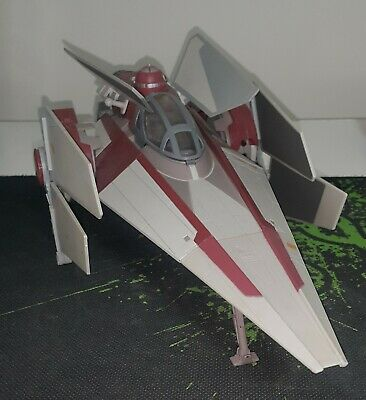 Clone Wars V-Wing - Star Wars - Hasbro 2007