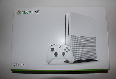 Microsoft Xbox One S BOX ONLY Complete your game (EMPTY BOX ONLY-READ !!!)