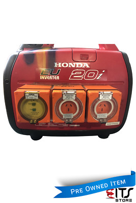 Honda 20i Petrol Inverter Generator 2 KVA EU 240 Volt Power Supply