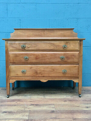 Edwardian Chest of Drawers (100775)