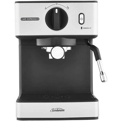 Sunbeam Cafe Expresso Coffee Machine - EM3820