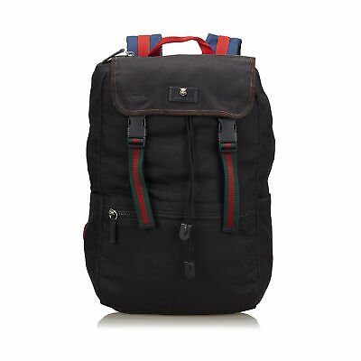 d7b703f1d GUCCI TECHNO CANVAS Backpack 429037 -Od (Ppj016183) - $1,199.00 ...