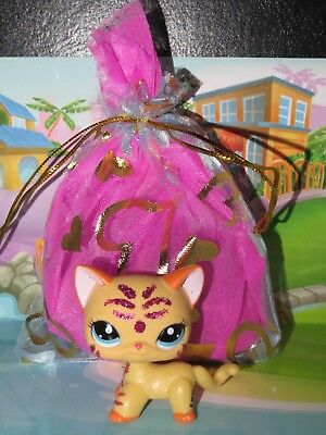 "LPS Pet shop Chat Europeen * Petshop Kitty Cat #2118 "" NEUF "" + Sachet Cadeau"