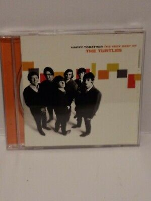 Turtles : Happy Together: The Very Best of The Tur CD