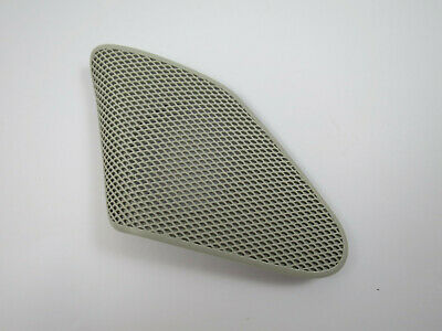 original Audi A3 8P Front Left Grey Silver Tweeter Speaker Cover 8P0035409 1YE