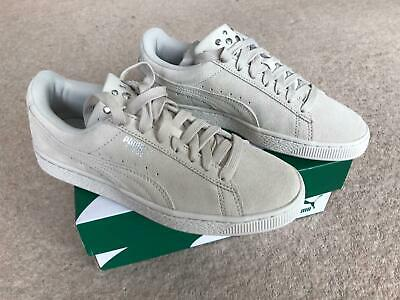 Puma Suede Platform Jewel Jr Snk Junior Trainers Shoes Women Youth