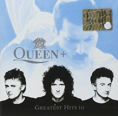 QUEEN GREATEST ULTIMATE HITS III SONGS Volume 3 AUDIO MUSIC CD NEW UK REMASTERED