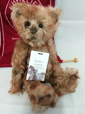 SPECIAL OFFER! Charlie Bears Isabelle Mohair SNUFFBOX No 384/400 (RRP £145)