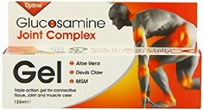 Optima Glucosamine Joint Complex Gel (125ml)