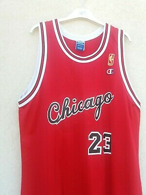 Champion Michael Jordan jersey Chicago Bulls 50th anniversary trikot canotta Nba