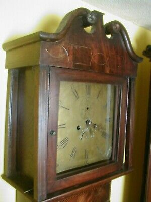 Bargain Very Cheap 8 Day Longcase Working Order