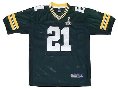 16579f02 CHARLES WOODSON MENS 50 Sewn NFL Jersey Oakland Raiders On Field ...