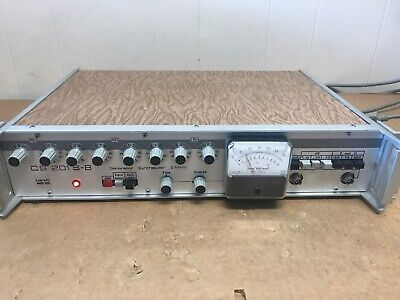 Lorch Adret Electronique Generator Synthesizer CS-201 S-B