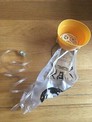Aircraft Emergency oxygen mask demo Collectors Prop