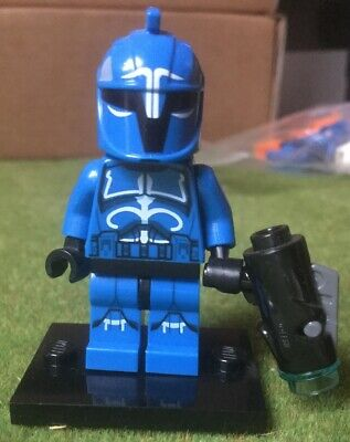 LEGO Star Wars Commando Droiden inkl Blaster Waffe Droid Droide Figure SWDR4