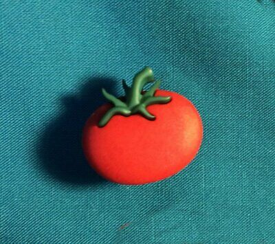 Cute TOMATO Tomatoes Vegetable/Produce Veggie Patch Garden Clog Shoe Charm