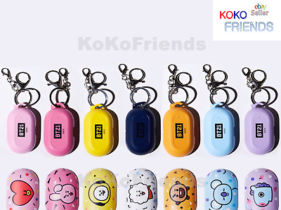 BTS BT21 Buds Case Galaxy Color Pattern Item Official KPOP MD Authentic Goods