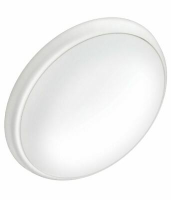 Osram Tri Colour Switch LED Oyster Ceiling Light Dimmable 12W 25W 30W in 4 Sizes
