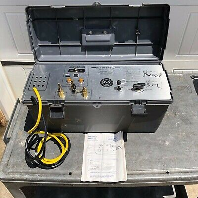 Recovery 2 II Model K-3339 Refrigerant Recovery Center W/ Oilless Compressor