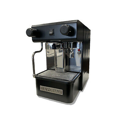 Brand New BLACK Expobar Office Semi Auto  1 Group Expresso Coffee Machine