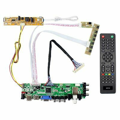 For 23.6inch LCD Screen V236H1-LE4  M236H3-LA2 DTV VGA HDMI Controller Board