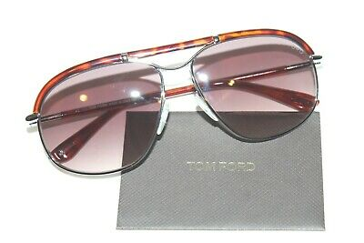 NEW TOM FORD TF 150 54N HAVANA SOPHIEN AUTHENTIC SUNGLASS TF150 FRAME 59-15