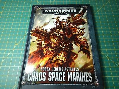 WARHAMMER 40K: CHAOS Deamons Codex 8th edition - $34 00 | PicClick