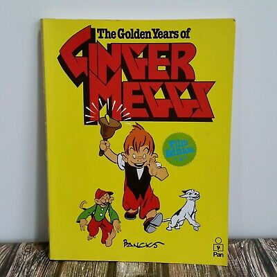 The Golden Years of GInger Meggs Film Edition The Best of JC Bancks 1921-1952