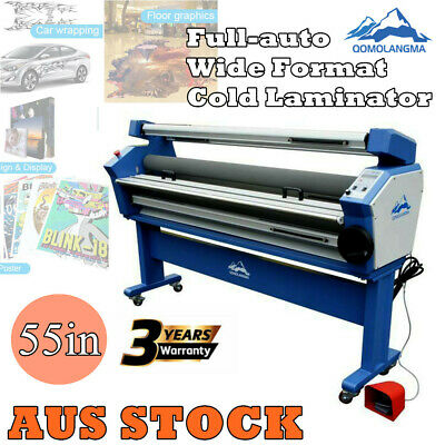 AU Qomolangma 63in Wide Format Cold Laminator and Mounting Machine Local Pickup