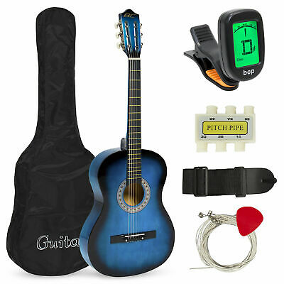 38in Beginner Acoustic Guitar Musical Instrument