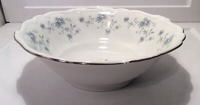 Johann Haviland Blue Garland Bavaria Germany Vegetable Serving Bowl