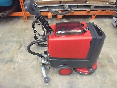 Scrubber Dryer Cleanfix RA 431 IBC Battery floor cleaner with brush or pad drive