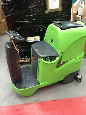 Comac Innova 55 Ride On Scrubber Dryer Floor Cleaner