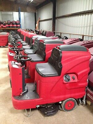 Floor Cleaner Scrubber Dryer Ride On Comac Innova 85 Hire £200 per week